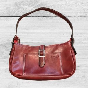 Italian Firenze Leather Purse/Bag